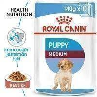 Royal Canin Medium Puppy Wet 10 x 140g