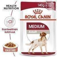 Royal Canin Medium Adult Wet 10 x 140g