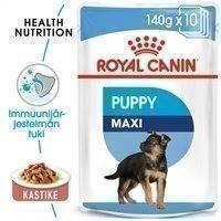 Royal Canin Maxi Puppy Wet 10 x 140g