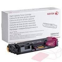 Musta värikasetti XE-106R04347, Xerox