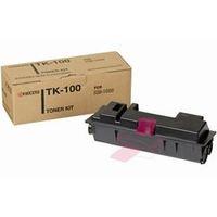 Musta värikasetti KY-TK-100