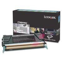 Musta värikasetti LE-C746H1KG, Lexmark