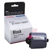 Musta värikasetti XE-106R01274, Xerox