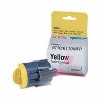 Keltainen värikasetti XE-106R01273, Xerox