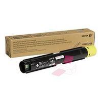 Keltainen värikasetti XE-106R03758, Xerox