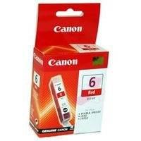 Punainen mustepatruuna CA-BCI6R, Canon