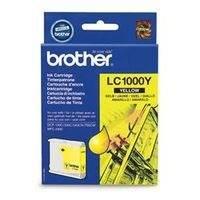 Keltainen mustepatruuna BR-LC1000Y, Brother