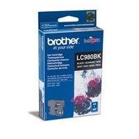 Musta mustepatruuna BR-LC980BK, Brother