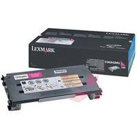 Magenta värikasetti LE-C500H2MG, Lexmark
