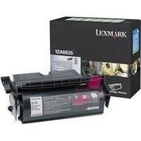 Musta värikasetti LE-0012A6835, Lexmark