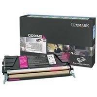 Magenta värikasetti LE-C5220MS, Lexmark