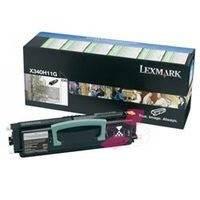 Musta värikasetti LE-X340H11G, Lexmark
