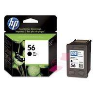 Musta mustekasetti HP-C6656AE, Hp